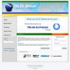 Im-Ex Global Website
